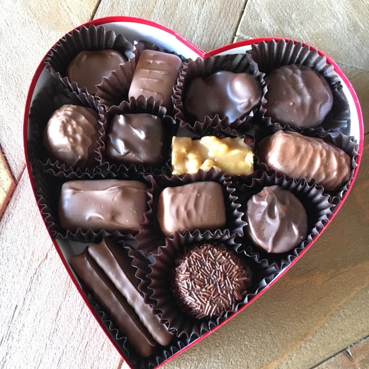 An Exercise in Mindful Eating aka Eat SomeChocolate!